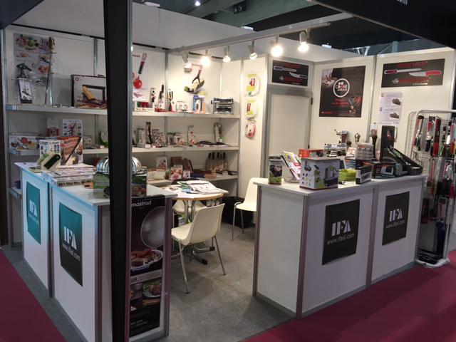 Ifa empresa dedicada a la distribuci n de utensilios for Empresas de utensilios de cocina
